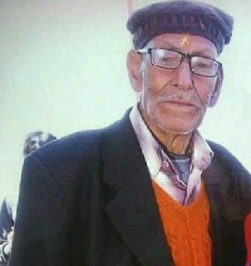 नहीं रहे सामाजिक आन्दोलनों के पुरोधा भूपाल सिंह राणा, एक युग का हुआ अवसान