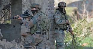 घाटी में जारी है सेना और आतंकी मुठभेड़, ऐसे हैं हालात…
