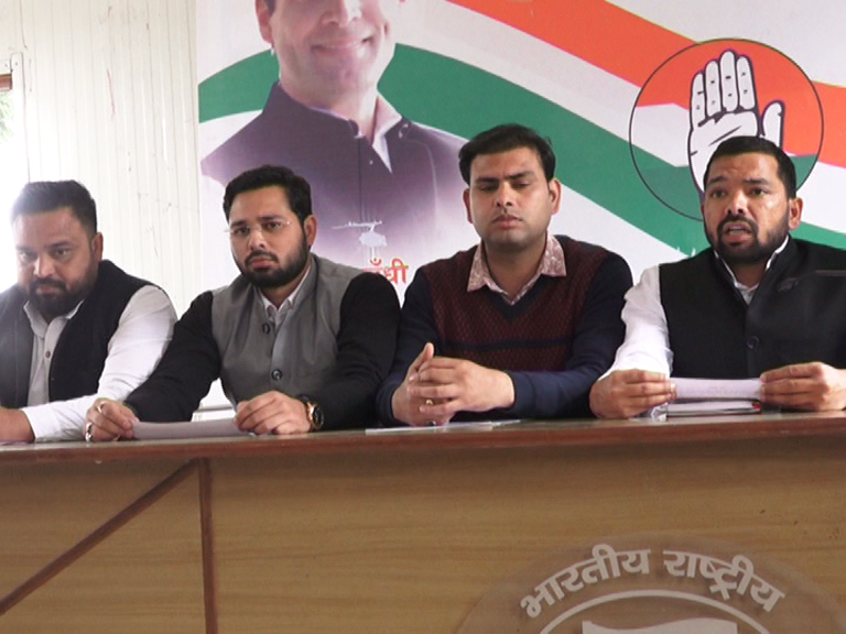 16 मार्च को राहुल गांधी का प्रदेश दौरा, ऐसी है युथ कांग्रेस की तैयारी