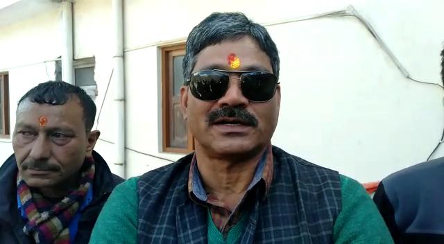 पूर्व कैबिनेट मंत्री राजेंद्र भंडारी ने बीजेपी पर बोला हमला