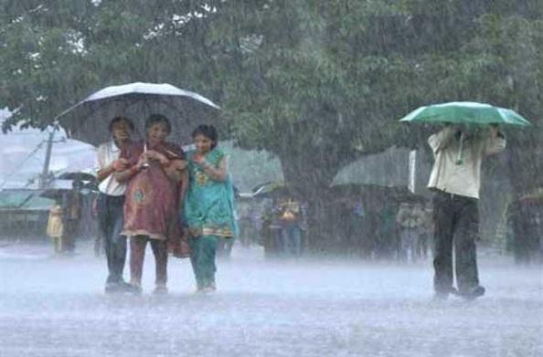 उत्तराखंड: मौसम ने बदली करवट, झमाझम बरसे बदरा