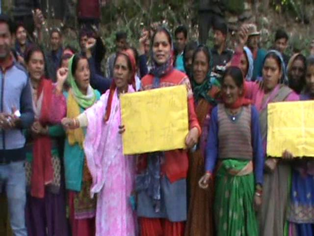 चमोली: गांव में थमा विकास का पहिया, ग्रामीणों ने मतदान से किया इंकार
