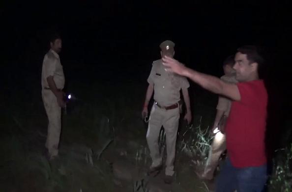 हापुड़: पुलिस और बदमाशों के बीच मुठभेड़