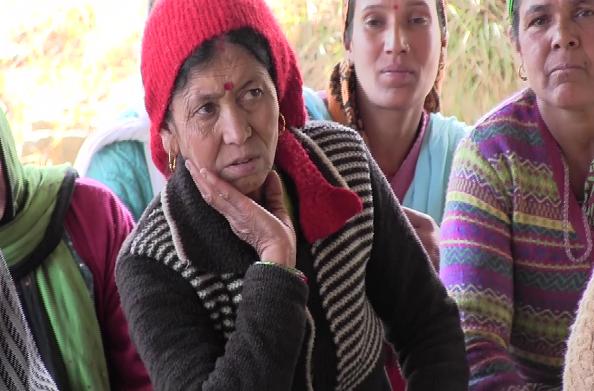 रुद्रप्रयाग: सिस्टम के सताए ग्रामीणों ने किया मतदान बहिष्कार