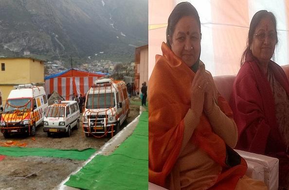 बद्रीनाथ को 50 बेड के अस्पताल की सौगात श्रद्धालुओं को मिलेंगी सुविधाएं…