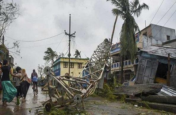 ओडिशा में 'फानी' चक्रवात से 10 लोगों कीमौत, जानिए किन-किन इलाकों में हुई भारी तबाही…