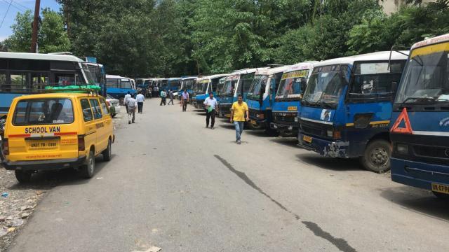 देहरादून: सिटी बसों और स्कूल बसों पर परिवहन विभाग कसेगा शिकंजा