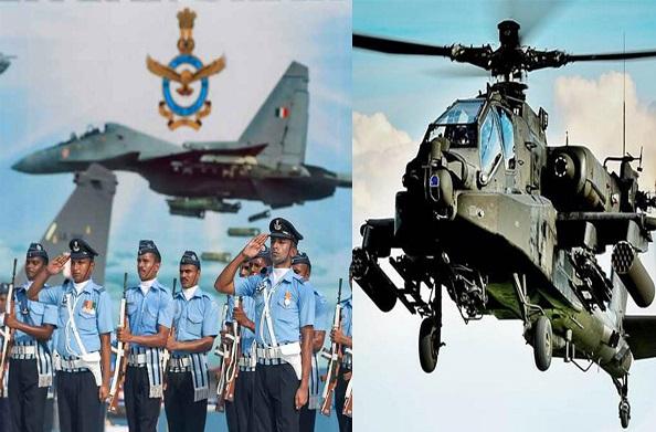 भारतीय वायु सेना की बढ़ी ताकत, शामिल हुआ ये खतरनाक हेलिकॉप्टर…
