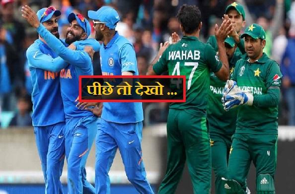भारत-पाकिस्तान मैच से पहले… 'पीछे देखो पीछे' … क्या हैं आंकड़े