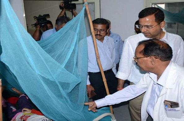 डेंगू की रोकथाम के लिए मच्छरों का काल बनी ये खास किस्म की मच्छरदानी