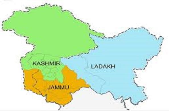 LIVE: बड़ी खबर: जम्मू-कश्मीर को मिला केंद्र शासित प्रदेश का दर्जा, लद्दाख हुआ अलग