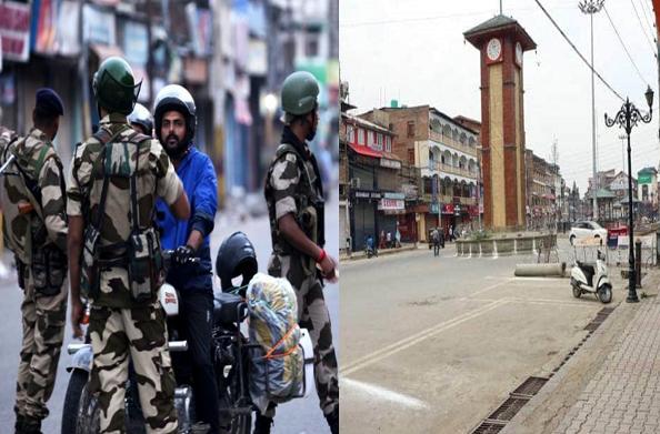 जम्मू-कश्मीर में सामान्य होने लगे हालात… कई जगहों पर 2G इंटरनेट सेवा बहाल