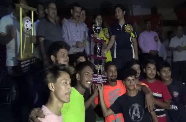 बागेश्वरः पिथौरागढ़ ने पौड़ी को 4-2 से हराया