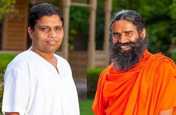 बड़ी खबरः रामदेव के सहयोगी आचार्य बालकृष्ण को सीने में दर्द की शिकायत… एम्स में भर्ती