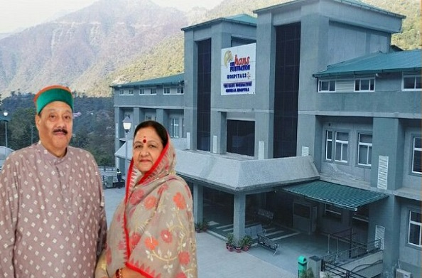 द हंस फाउंडेशन जनरल अस्पताल सतपुली में 28 और 29 सितंबर को लगेगा सुपर स्पेशलिटी चिकित्सा क्लीनिक