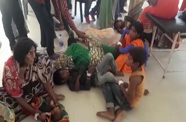 बाढ़ के बाद अब संक्रामक रोगों का आतंक… 100 मरीज अस्पताल में भर्ती