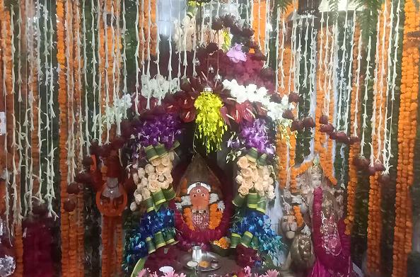 चंडी चौदस के मौके पर जुटे श्रद्धालु… हरिद्वार के चंडी मंदिर का है विशेष महत्व