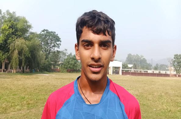 हरिद्वार के अनिकेत का विजय हजारे के लिए चयन… उत्तराखंड की अंडर 16 टीम के लिए हुआ चयन