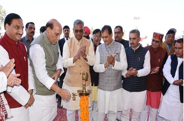 राज्य स्थापना दिवस के मौके पर दून में 'भारत भारती उत्सव' कार्यक्रम का आयोजन