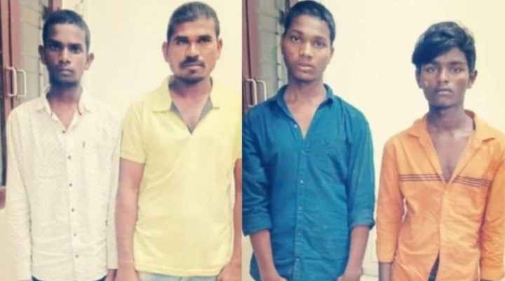 हैदराबाद रेप और मर्डर केस के चारों आरोपियों का एनकाउंटर