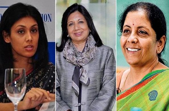 दुनिया की 100 सबसे ताकतवर महिलाओं में भारत से तीन… 34वें नंबर पर निर्मला सीतारमण