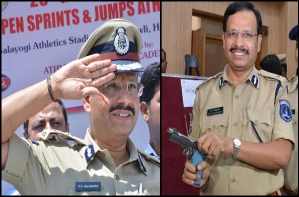 हैदराबाद पुलिस की जय जयकार… चर्चाओं में कमिश्नर वीसी सज्जनार