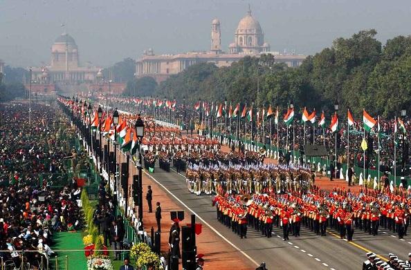 LIVE: देश मना रहा है 71वां गणतंत्र दिवस