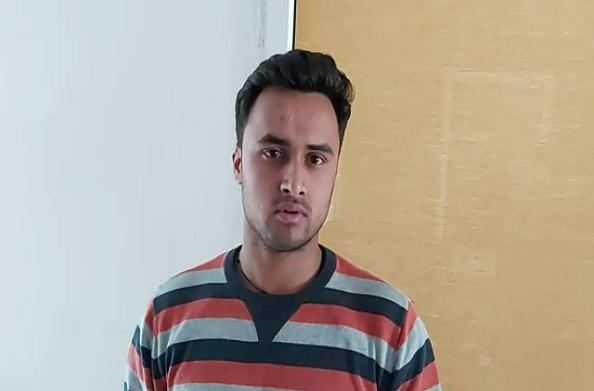 IMU CET में टाॅप कर मोहित चमोली ने किया प्रदेश का नाम रौशन