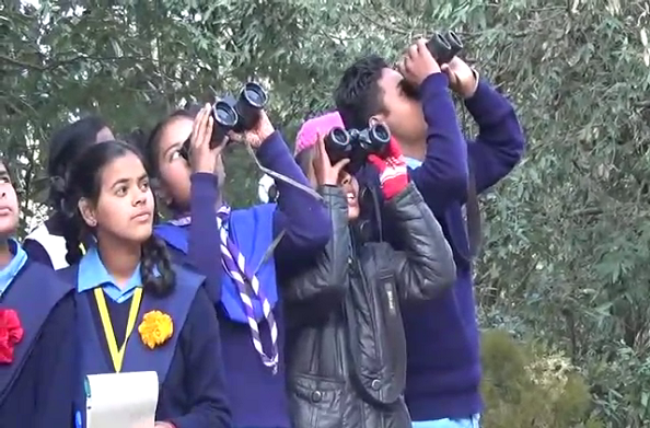 पौड़ी: बर्ड वाचिंग प्रशिक्षण शुरू… पर्यटन, रोज़गार को मिलेगा बढ़ावा