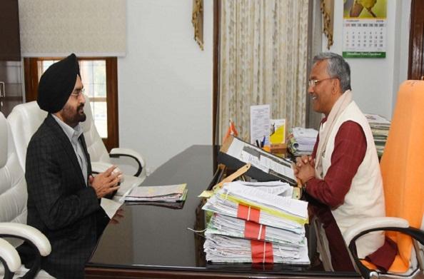 देहरादून दिल्ली के बीच एलिवेटेड एक्सप्रेस वे को भारत सरकार से सैद्धांतिक स्वीकृति