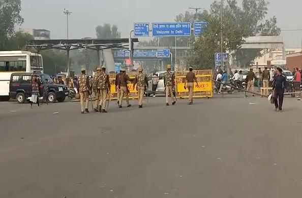गाजियाबाद: दिल्ली की आग पहुंची गाजियाबाद… सीएए पर अब गाजियाबाद भी अलर्ट पर