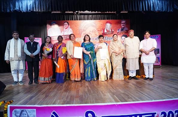 'नई सोच नई पहल' ने उत्तराखंड की पांच महिलाओं को किया शैल श्री सम्मान से सम्मानित