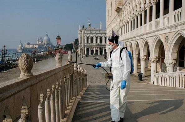 कोरोना अपडेट : 48 घंटों में इटली में 900 से ज्यादा मौतें… चीन को भी पीछे छोड़ा