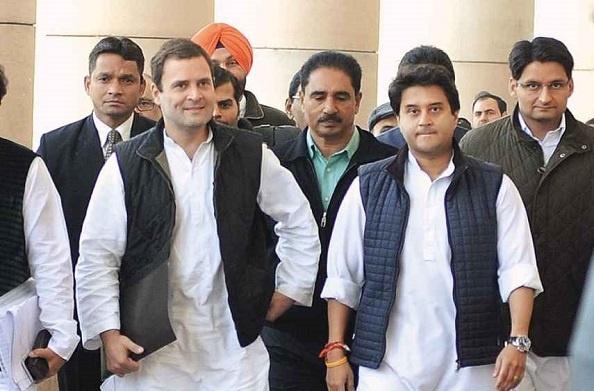 सिंधिया के जाने से आहत कांग्रेस… बताया कि पार्टी ने सिंधिया को क्या क्या दिया