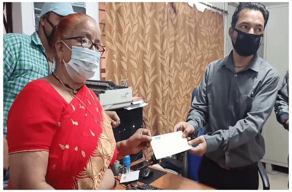 उत्तराखंड की देवकी भंडारी का महादान… जीवनभर की पूंजी देशहित में दान कर दी
