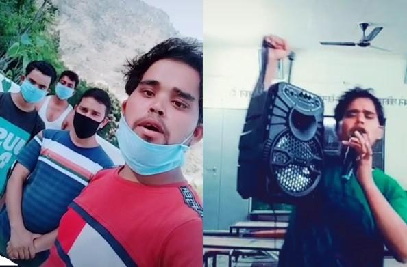 क्वारंटीन में सोशल मीडिया की सनसनी बना उत्तराखंड का राम सिंह पंवार, वीडियो हो रही जमकर वायरल