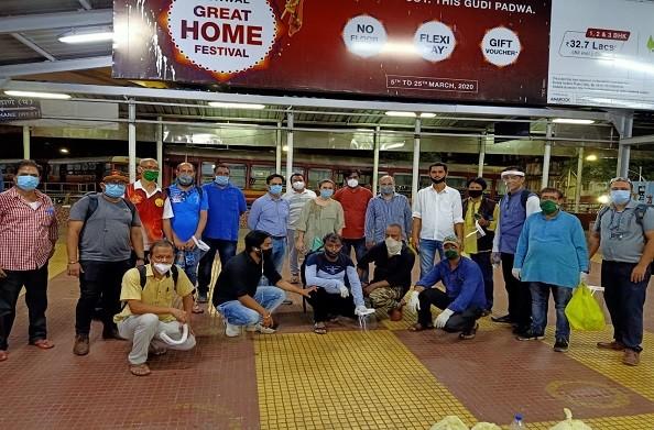 मुम्बई में फंसे प्रवासियों की मददगार बनीं प्रवासी सहयोगी टीम, लोगों को पहुंचाया उत्तराखंड