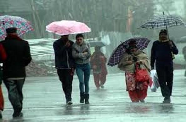 देहरादून: आज से प्रदेश में अच्छी बारिश की उम्मीद, इन जिलों में हो सकती है भारी बारिश