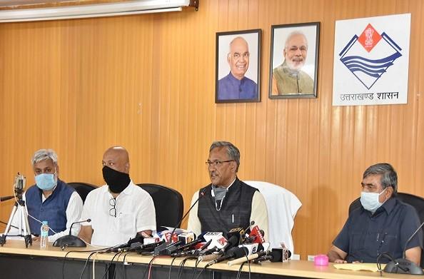 देहरादून: भारत नेट फेज-2 की स्वीकृति से राज्य में नई दूरसंचार क्रांति : CM रावत