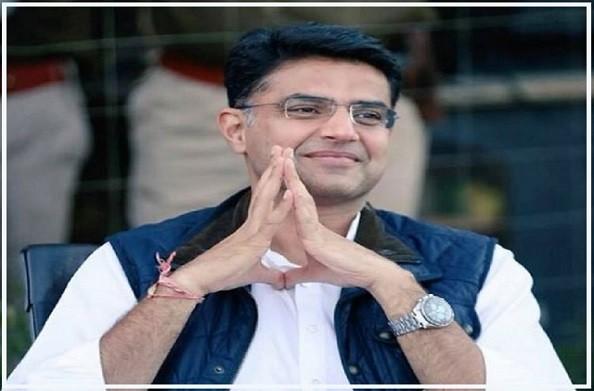 राजस्थान: सचिन पायलट को कांग्रेस ने उपमुख्यमंत्री पद से हटा दिया..
