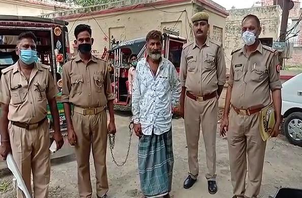 कौशांबी: पुरानी रंजिश के चलते चली गोली… पुलिस ने एक अभियुक्त को किया गिरफ्तार