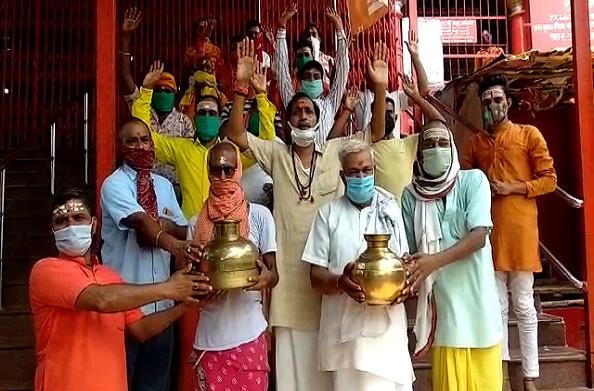 कौशांबी: रामलला के भव्य मंदिर की नींव में कड़ाधाम की माटी और पवित्र कुंड के जल का होगा प्रयोग