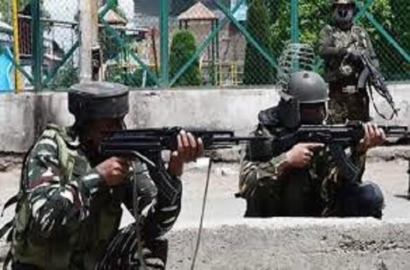 J&K: बारामूला में आर्मी की पेट्रोलिंग पार्टी पर आतंकी हमला, एक जवान घायल