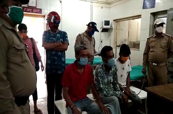 हल्द्वानी: किसान लापता मामले में गिरफ्तारी, पुलिस ने तीन अभियुक्तों को किया गिरफ्तार
