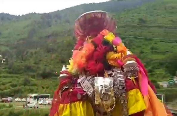 चमोली में नंदा देवी लोकजात का आगाज़, हर साल होती है नंदा देवी लोकजात