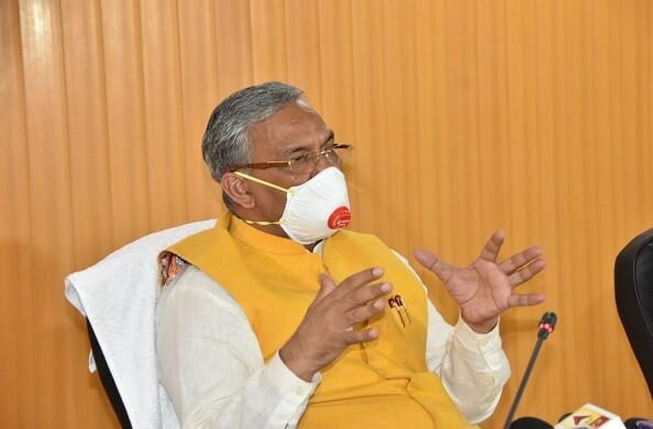 प्रधानमंत्री नरेंद्र मोदी की सरकार किसानों की सबसे बड़ी हितैषी सरकार – सीएम रावत