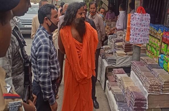 नरेंद्रनगर: आगरा खाल की नैसर्गिक छटा देख अभिभूत हुए बाबा रामदेव
