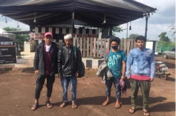 मुंबई के प्रवासियों ने बचाई मुनस्यारी के 4 युवकों की जान