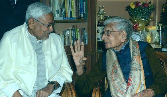 बिहार के 98 की उम्र में एमए करने वाले राजकुमार वैश्य का निधन