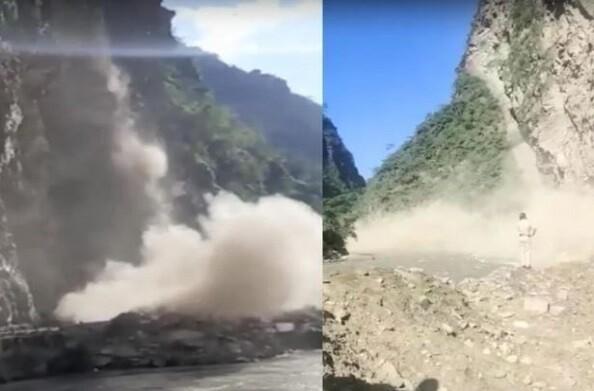 हिमाचल प्रदेश: चंडीगढ़-मनाली हाईवे पर पहाड़ दरकने के कारण दूध-ब्रेड की आपूर्ति रही बाधित